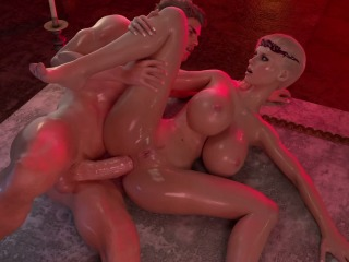 3D Animation Porno