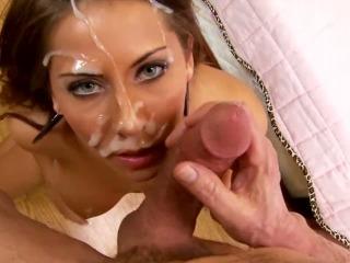 White hot blonde girl samantha in solo lust