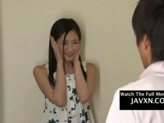 Asian Teen Gets Fucked in HD. JAV