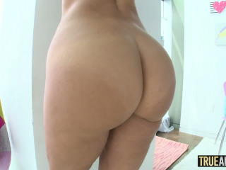 TRUE ANAL Legendary Lisa Ann ass fucked and creampied
